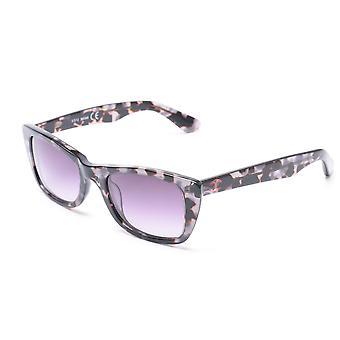 Просто классный прямоугольной раме Кавалли женщин солнцезащитные очки Браун