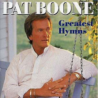 Pat Boone - Greatest Hymns [CD] USA import