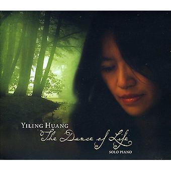 Yiling Huang - importación de los E.e.u.u. de la danza de la vida [CD]