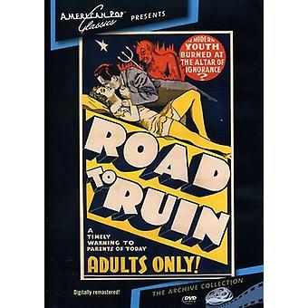 Route de ruine (1934) [DVD] USA import