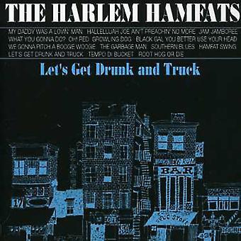 Harlem Hamfats - Lets Get Drunk & Truck [CD] USA import