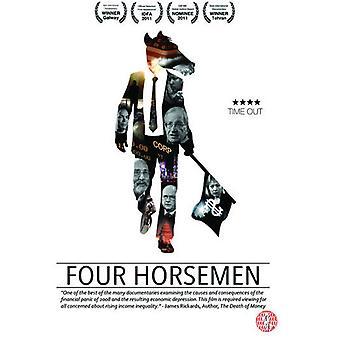 Four Horsemen [DVD] USA import