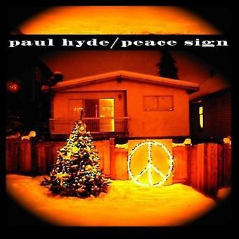 Paul Hyde - Peace Sign [CD] USA import