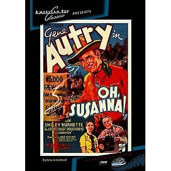 Oh Susanna [DVD] USA import