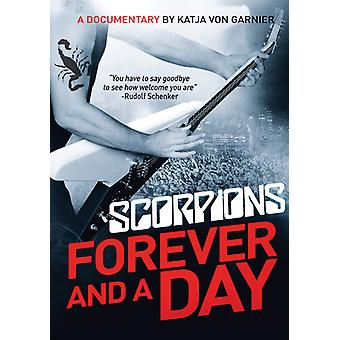 Scorpions - Scorpions-Forever and a Day [DVD] USA import
