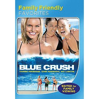 Blue Crush (Family Friendly Version) [DVD] USA import
