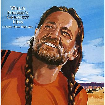 Willie Nelson - Willie Nelson's Greatest Hits [CD] USA import