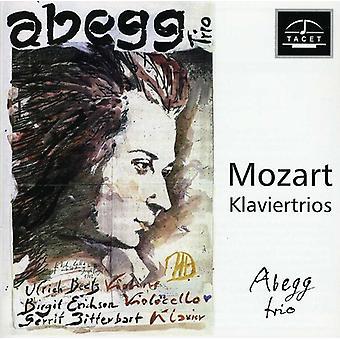W.a. Mozart - Mozart: Complete Piano Trios [CD] USA import