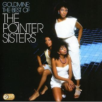 Pointer Sisters - Goldmine: Best of [CD] USA import