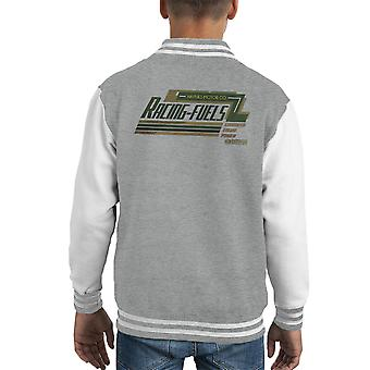 Haynes Motor Co Racing Kraftstoffe Kid es Varsity Jacket