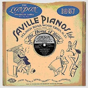 ロンドン アメリカ ラベル-1957 年 - ロンドンのアメリカのラベル-1957 [CD] USA 輸入