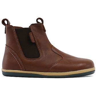Bobux Kid + Unisex Ranch Stiefel Toffee
