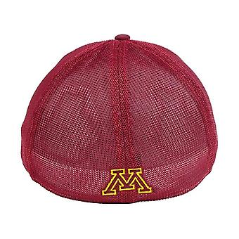 """Minnesota Gophers NCAA """"Circle"""" A-Flex Stretch Fitted Hat"""