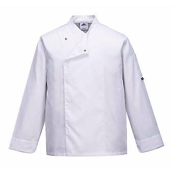 Portwest - Cross-Over Chefs Bucătărie Jacheta de lucru