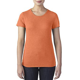 Anvil Womens/Ladies Triblend Short Sleeve T-Shirt