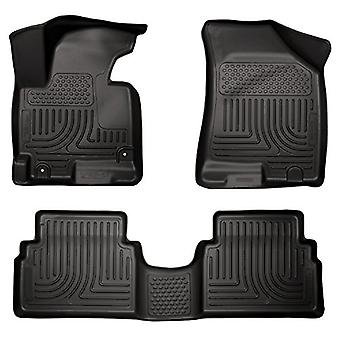 Husky Liners Front & 2nd Seat Floor Liners Fits 11-13 Sportage