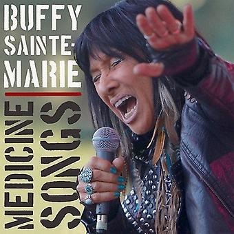 Sainte-Marie*Buffy - Medicine Songs [Vinyl] USA import