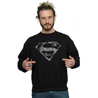 Superman Logo marbre Sweatshirt des hommes de DC Comics