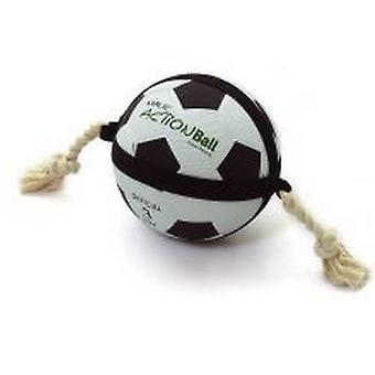 Actionball voetbal hond speelgoed