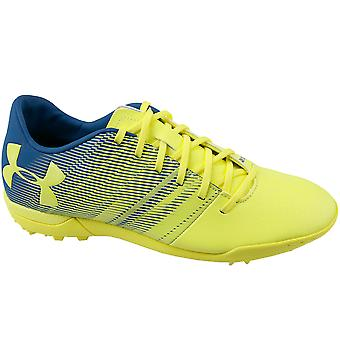 Under Armour Spotlight IN Jr 1289541-300 Kids Rasen Fußballtrainer