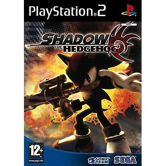 Shadow the Hedgehog (PS2) - Nouvelle usine scellée