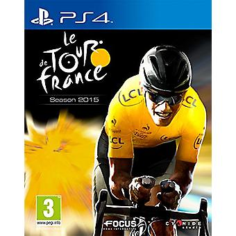 Tour de France 2015 (PS4) - Nouveau
