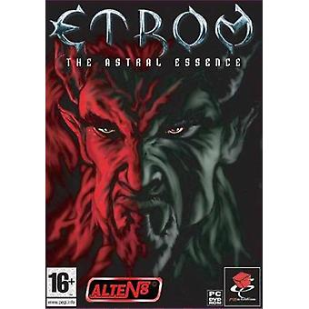 Etrom de astrale Essence (PC DVD)-nieuw