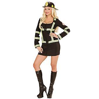 Brandman Girl kostym