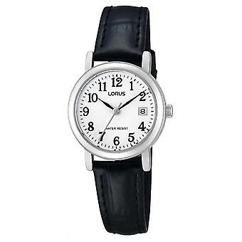 Lorus Ladies Leather Strap RH765AX9 Watch