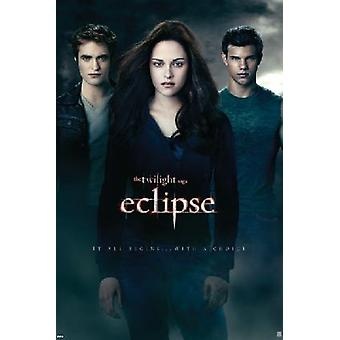 EclipseTwilight 3 Eclipse Poster Poster Print