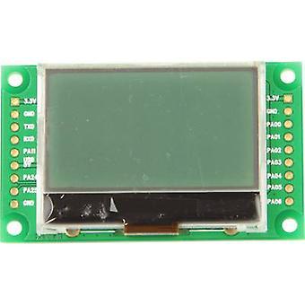 Taskit LCD Black Light green 128 x 64 p (W x H x D) 49.1 x 5.5 x 25 mm LCD_Term 12
