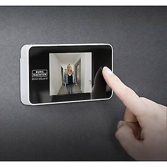Digital TFT door spy hole 8.13 cm 3.2 inch Burg Wächter DG 8100 Door eGuard
