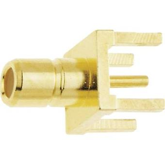 IMS 91.1510.001 SMB connector Plug, vertical mount 50 Ω 1 pc(s)