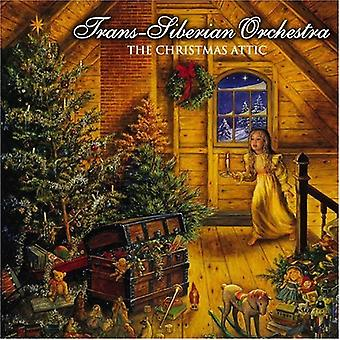 Trans-Siberian Orchestra - Christmas Attic [CD] USA import