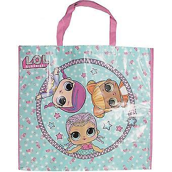 L.O.L. Surprise Large Reusable Shopper Bag