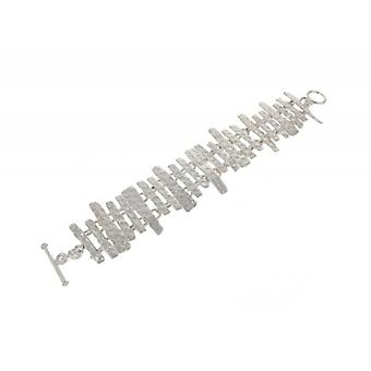 Cavendish francese paese Fence Bracciale in argento