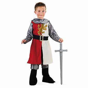 מימי הביניים אביר בנים תחפושת אריה קוניג תחפושת ילדים