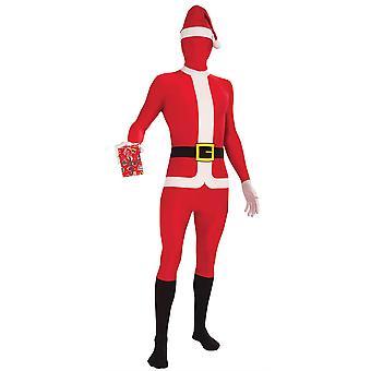 Santa Suit Disapearing uomo