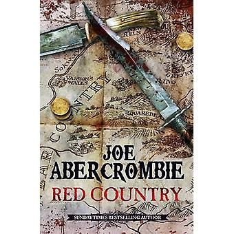 Red Country by Joe Abercrombie - 9780575095847 Book