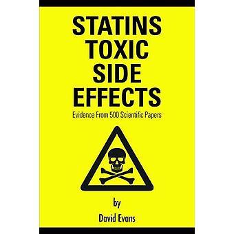Statines toxische bijwerkingen - bewijs van 500 wetenschappelijke Papers door Da