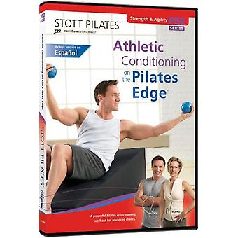 Stott Pilates: Athletic Conditioning on Pilates [DVD] USA import