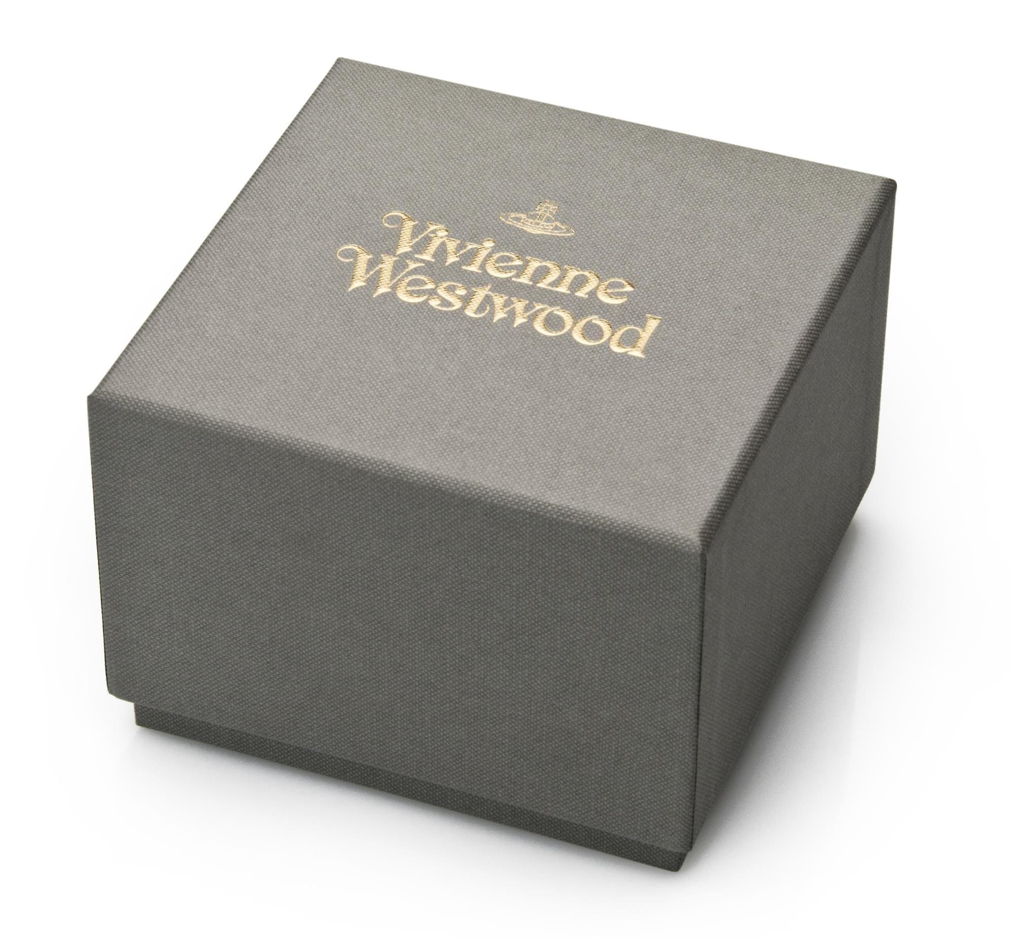 Vivienne Westwood Spitalfields Black Men's Watch VV181RSBK