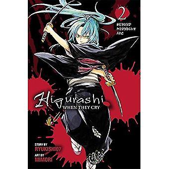 Higurashi wenn sie schreien 2: Über Mitternacht Arc
