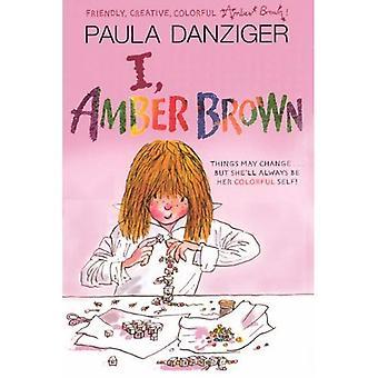 Ich, Amber Brown (Amber braun