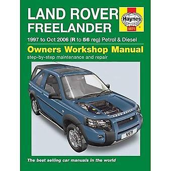 Land Rover Freelander 97-06 (Haynes Service en reparatie handleidingen)