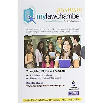 MyLawChamber allmän tillgång kort 5 x 7 oss