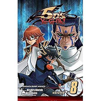 ¡Yu-Gi-Oh! Volumen 5D 8