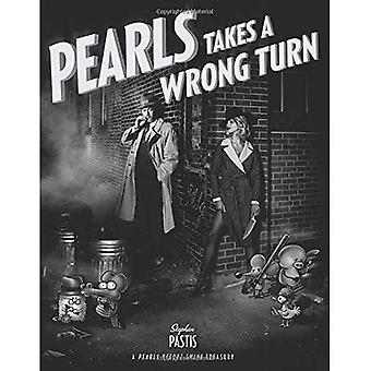 Perlen eine falsche Wendung nimmt.