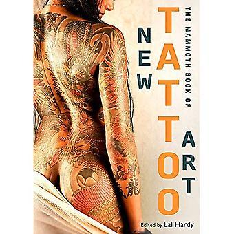 Mammoet boek van nieuwe Tattoo Art (mammoet Books)
