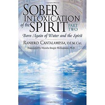Sober Intoxication of the Spirit: Part Two: Born Again of the Water and the Spirit